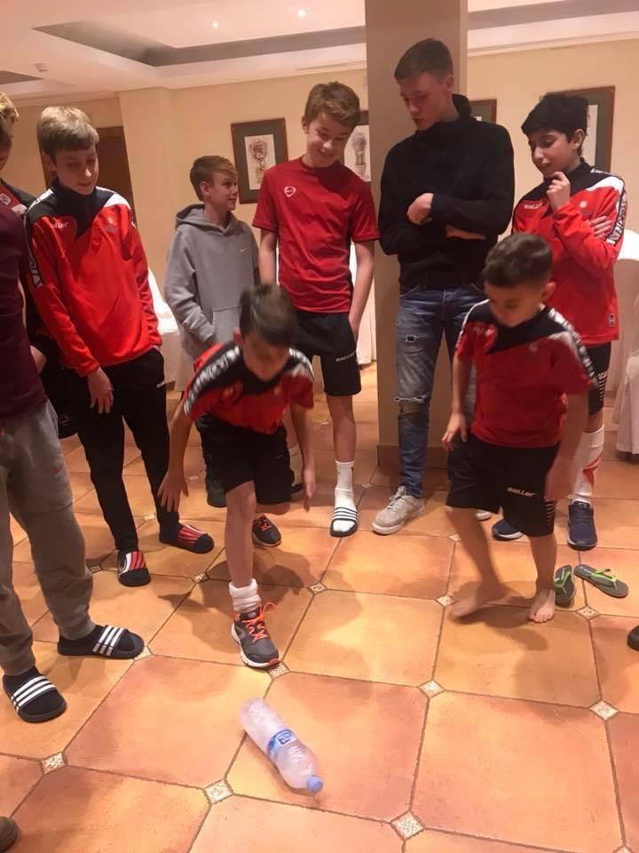 Voetbal: Paasstage 2019 - 17, 18, 19 april Schriijf je nu in