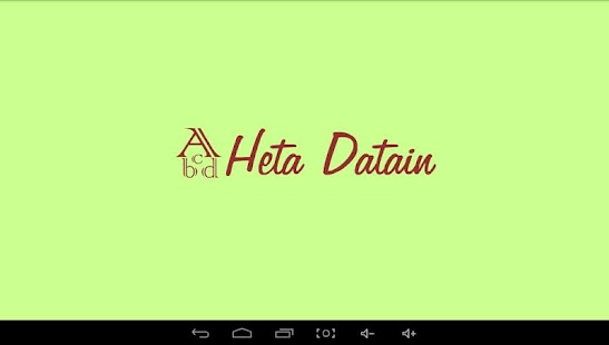 HetaDataIn ETS- screenshot thumbnail