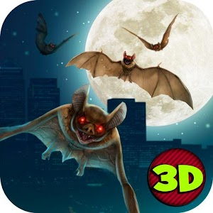 Wild Bat Simulator 3D for PC and MAC