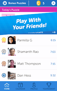 Crosswords With Friends Screenshots