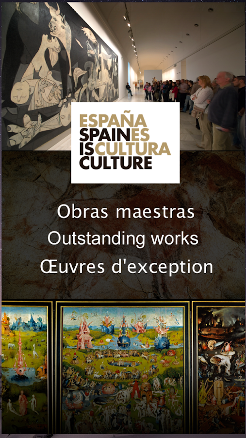 Spain is Culture–Masterpieces- screenshot