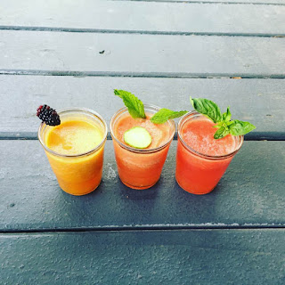Fermented Pinapple Fruit Smoothies