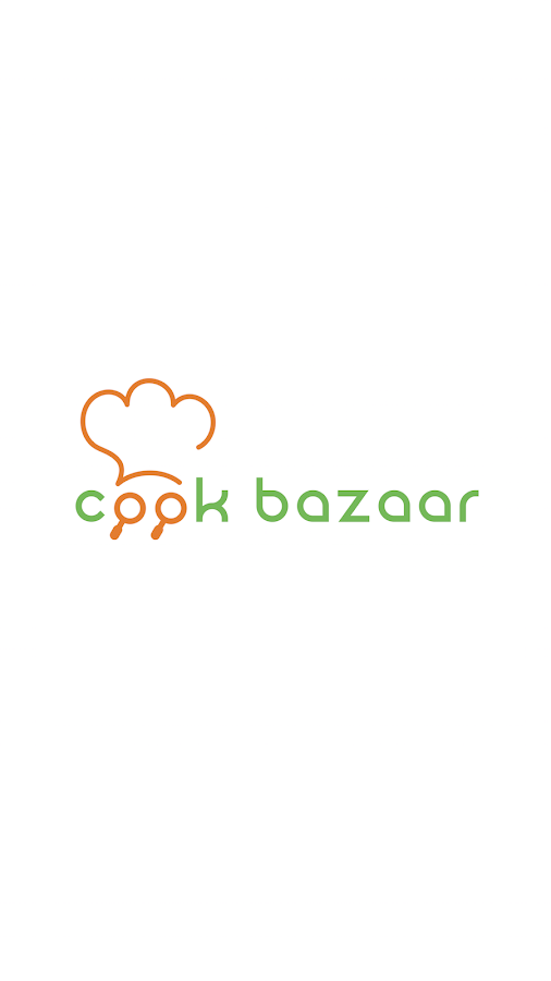 CookBazaar- screenshot