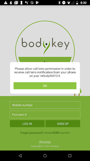BodyKey App by Amway Business Services Asia Pacific Sdn  Bhd