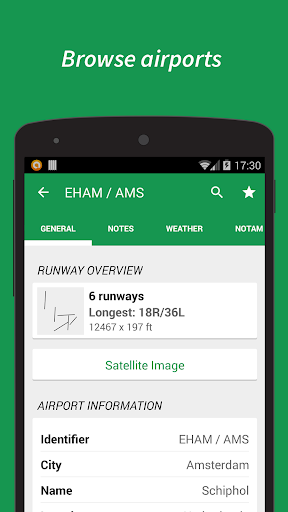 Airports screenshot
