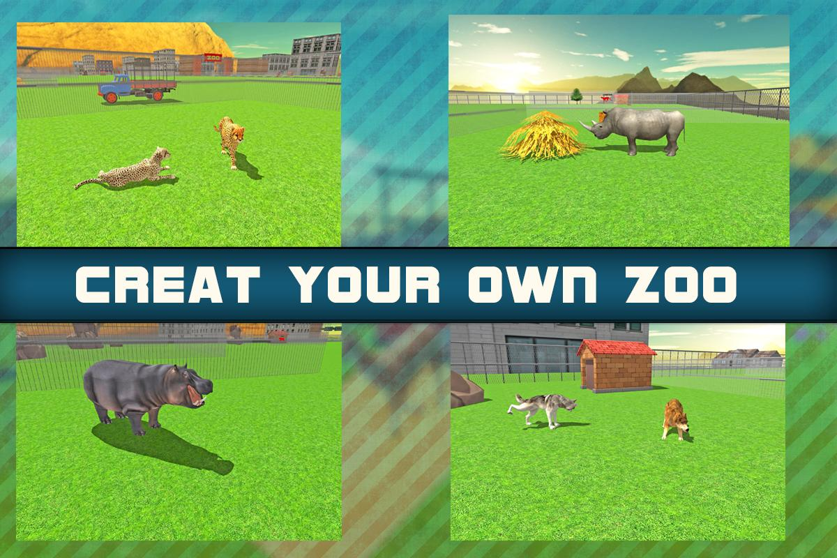 Transport Truck: Zoo Animals - Android Apps on Google Play