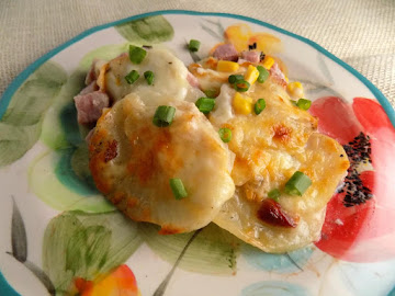 After Easter Scalloped Potatoes And Ham Recipe