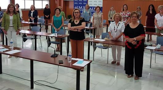Amalia Salvador, nueva presidenta de Almur