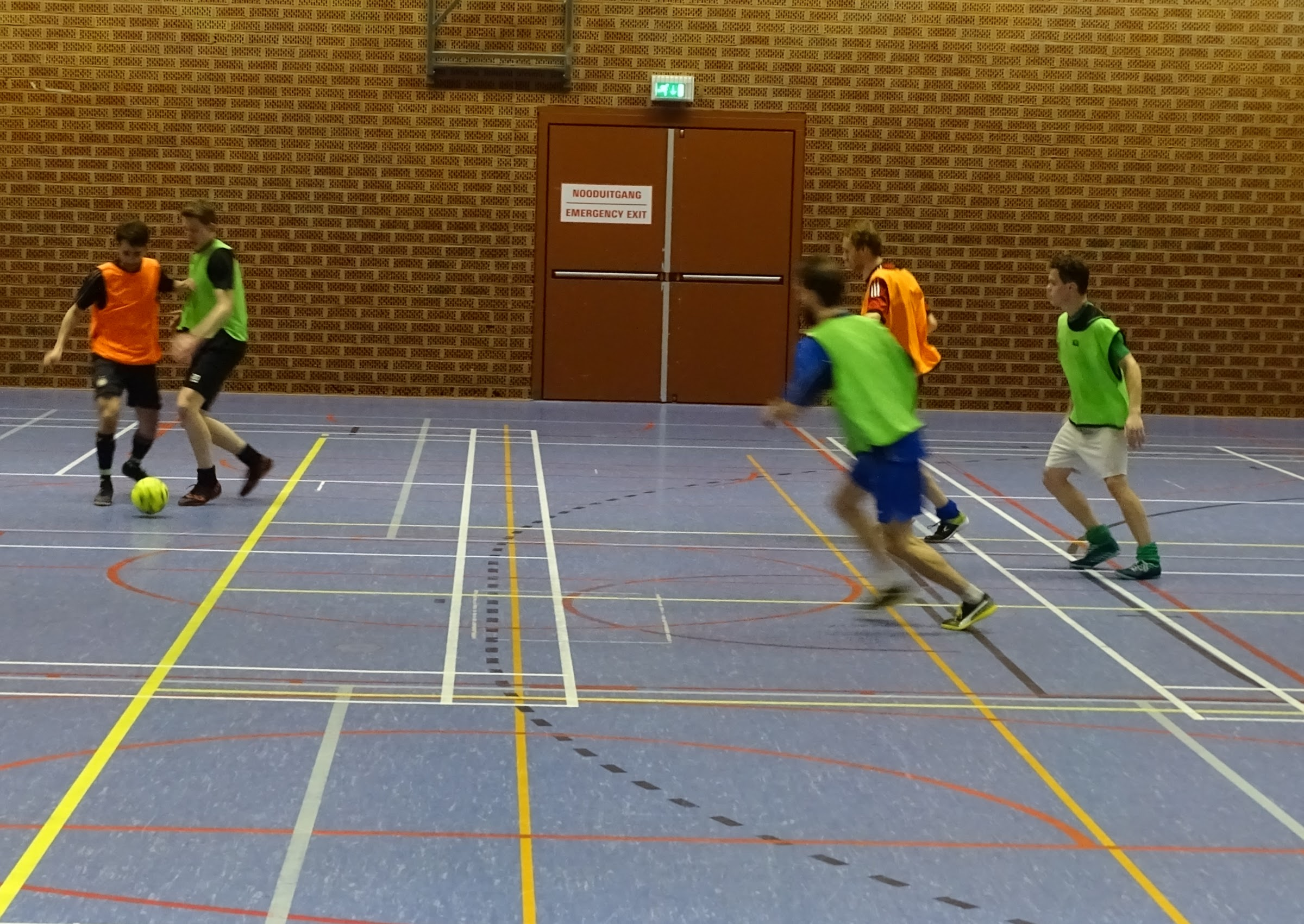 Zaal training