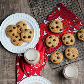 Oat-Free Vegan Classic Chocolate Chip Cookies