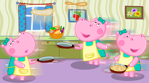 Cooking School: Games for Girls  screenshots 4