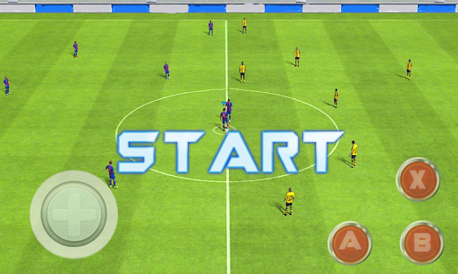 Dream Football: Super League 1.1.0 screenshots 1