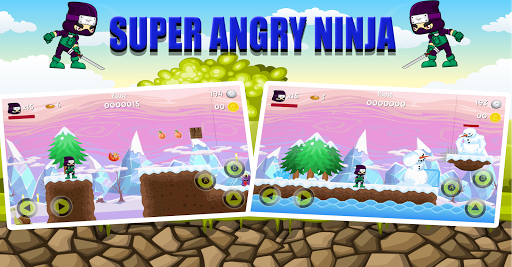 بطل النينجا الغاضب - super angry ninja image | 11