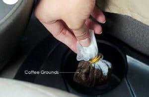 Khử mùi ô tô