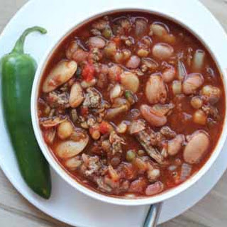 Spicy 15 Bean Chili