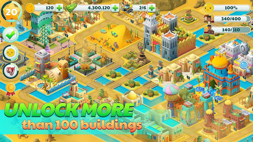 Town City - Village Building Sim Paradise Game 1.7.2 Cheat screenshots 4