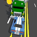 Highway Rage - block racing games icon