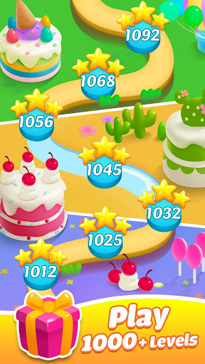 Jelly Jam Crush - Match 3 Games & Free Puzzle Game filehippodl screenshot 4