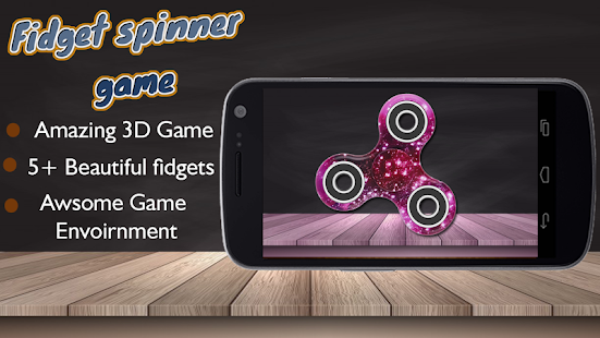 Fidget Spinner Spinning Game- screenshot thumbnail