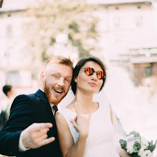 Wedding photographer Viktor Kudashov (KudashoV). Photo of 14.10.2017