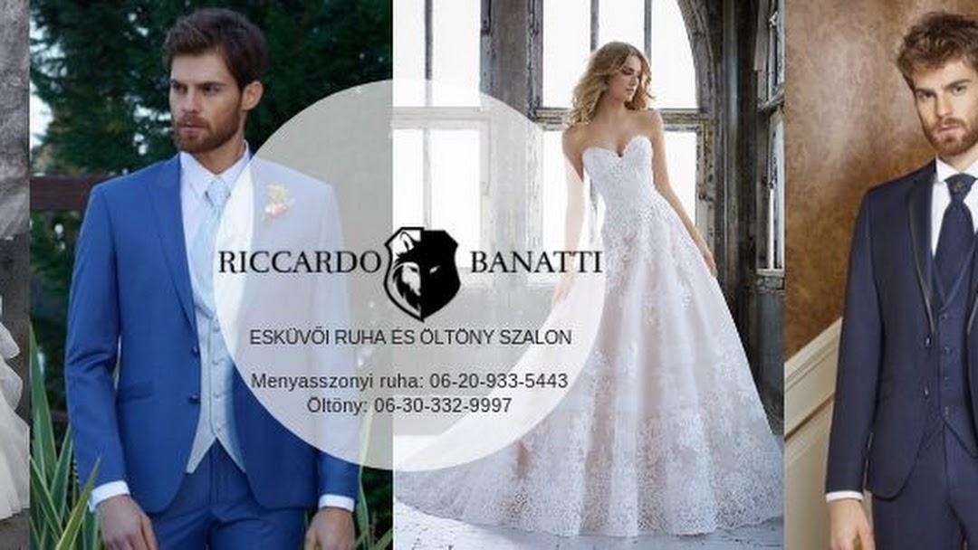 9e4a83cbf7 Riccardo Banatti Esküvői Ruha és Öltöny Szalon - Menyasszonyi ruhák ...