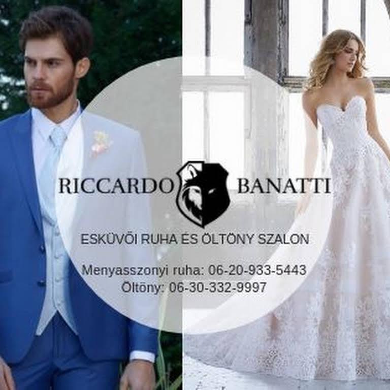 80bcbf88f4 Riccardo Banatti Esküvői Ruha és Öltöny Szalon - Menyasszonyi ruhák ...