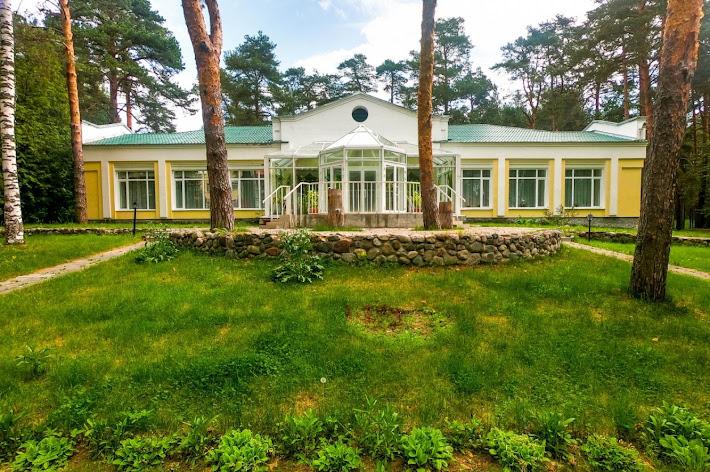 Фото №1 зала Загородная резиденция «Губернский Двор»