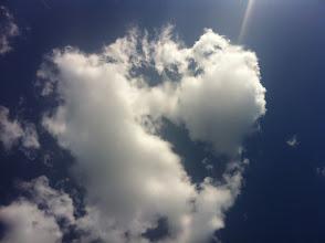 Photo: Bryant Park Clouds