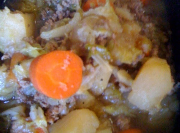 Mom's Cabbage Patch Soup Recipe