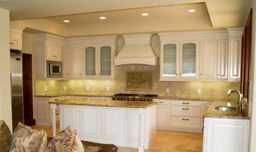 Kitchen Counter Top Design