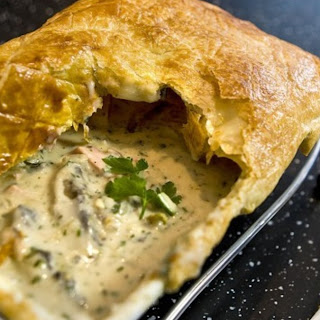 Ham And Mushroom Pie Recipes.
