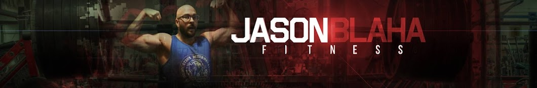 Jason Blaha's Strength and Fitness Banner