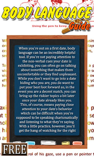 Body Language Guide