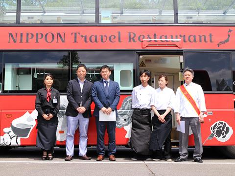 ウィラー(網走バス)「レストランバス2018」 8888 フォトセッション_01