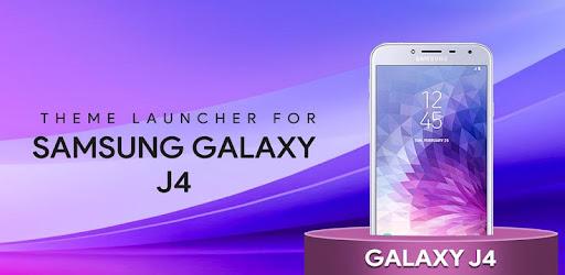 Launcher and Theme FOR Samsung Galaxy J4 Plus - Aplikacije