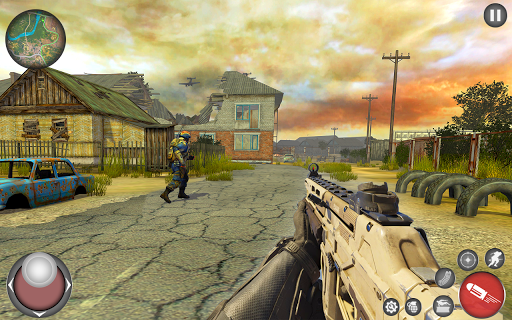 Code Triche Battle Land Call on Duty - FPS Strike OPS Game APK MOD (Astuce) screenshots 5