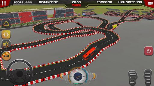Modern City coach Bus Parking Stunt Game 2020 android2mod screenshots 4