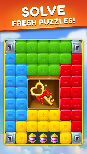 Toy Tap Fever - Cube Blast Puzzle screenshots 4