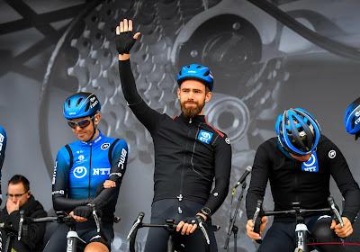 Team Campenaerts legt meer dan 7500 km af en presteert het best in de NTT Partner Challenge