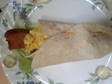 Breakfast Rollup