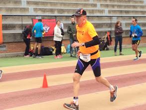 Photo: 24 h d'ultrafons en pista a Can Dragó Relleu Gatorade Running Club 19-20/12/15