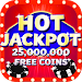 Hot Jackpot Party Slots : Free Icon