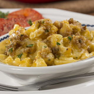 "Cauliflower ""Mac"" and Cheese"