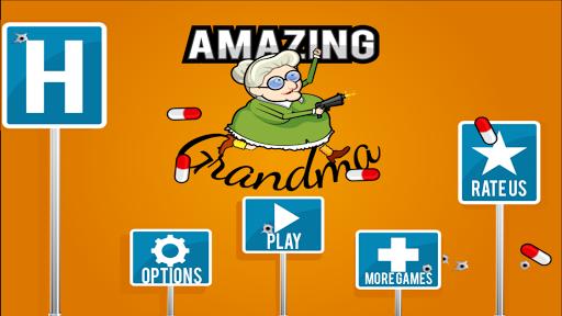 Running Granny Against Zombie 7 screenshots 1