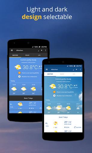 wetter.com - Weather and Radar screenshot 8
