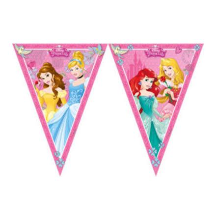 Girlang, prinsessa 9 flaggor
