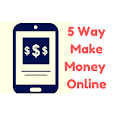 5 Ways to Make Money Online apk