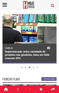 Jornal Hoje em Dia screenshot 0