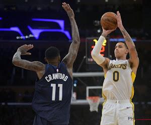 LA Lakers knopen aan met overwinning, Philadelphia 76ers halen het in topper van Boston Celtics