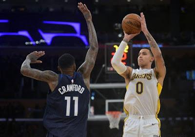 LA Lakers laten zich niet verrassen door Charlotte Hornets, duidelijke overwinning voor Brooklyn Nets